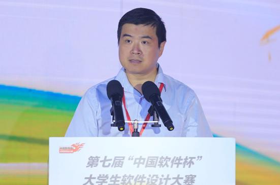 """第七届""""中国软件杯""""大学生软件设计大赛总决赛在南京成功举办"""