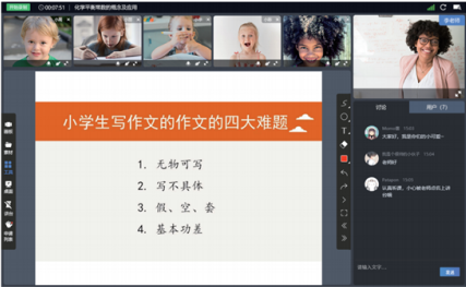 如何解决在线教育互动性不足难题?双向视频互动模式受捧